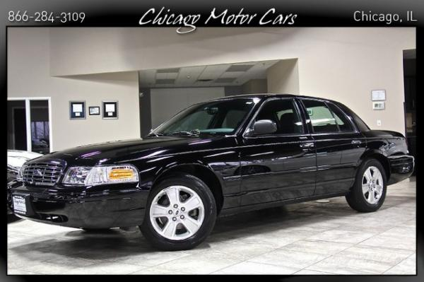 2008 Ford Crown Victoria LX Premier Group