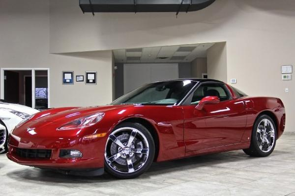 2008 Chevrolet Corvette Supercharged 4LT 580HP