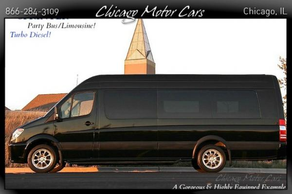 2008 Dodge Sprinter Turbo Diesel