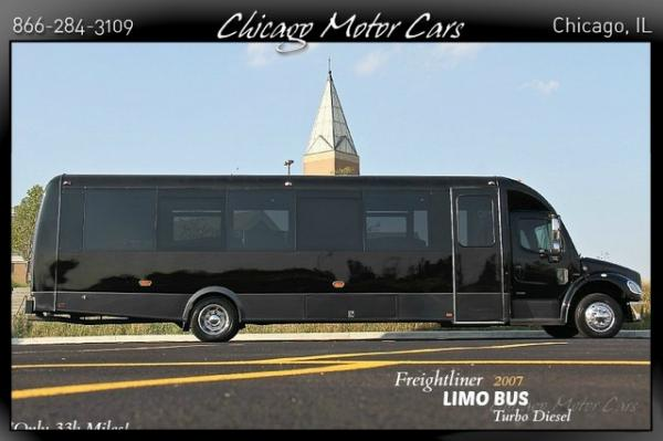 2007 Freightliner M2 106 Party/Limousine Bus