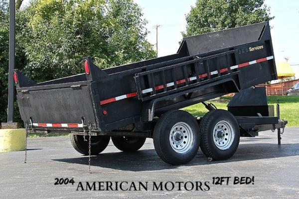 2004 American 12ft Open Dump Trailer