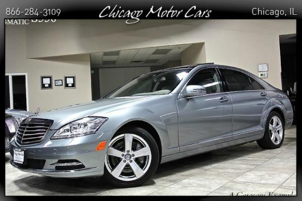 2013 Mercedes-Benz S550 4matic