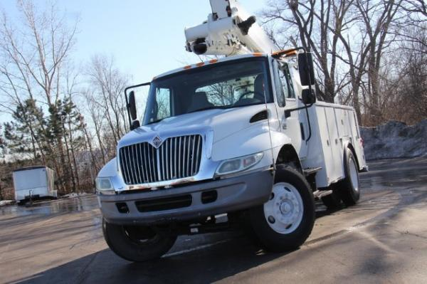 2003 International 4300 Utility DT466