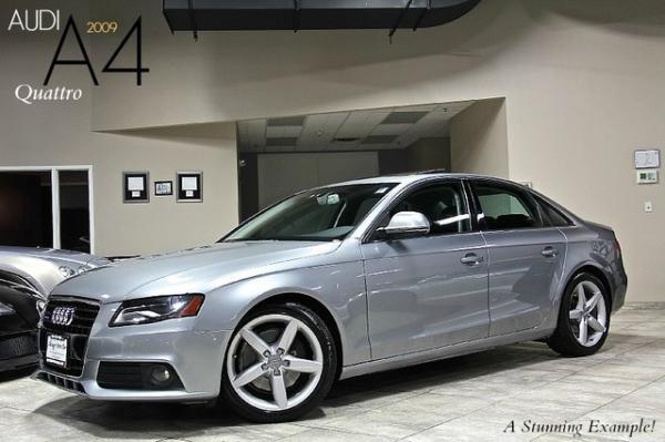 2009 Audi A4 3.2L Prestige