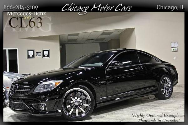 2010 Mercedes-Benz CL63 AMG