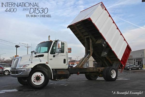 2005 International 4400 DT530