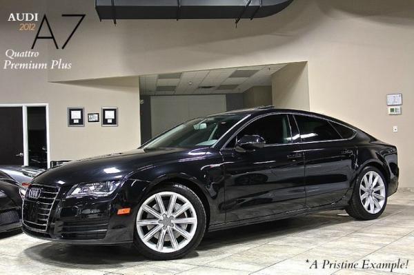 2012 Audi A7 3.0 Premium Plus Quattro