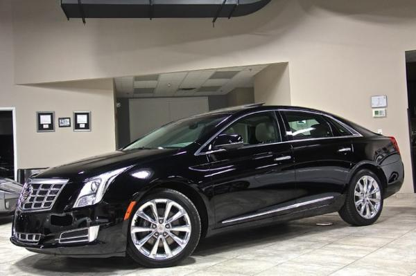 2013 Cadillac XTS 4 Luxury AWD