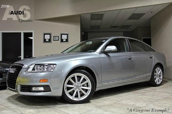 2009 Audi A6 Prestige