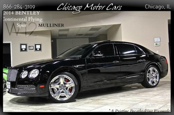 2014 Bentley Continental Flying Spur Mulliner