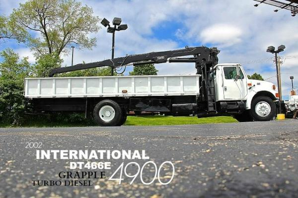 2002 International 4900 DT466E Turbo Diesel