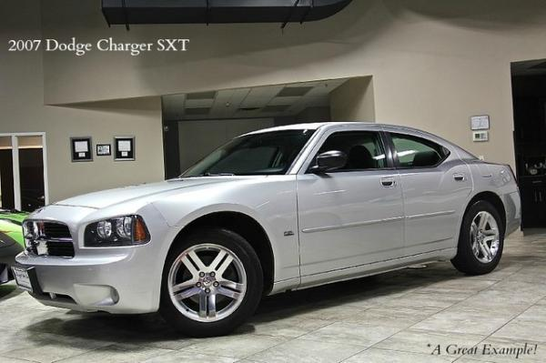 2007 Dodge Charger SXT Police