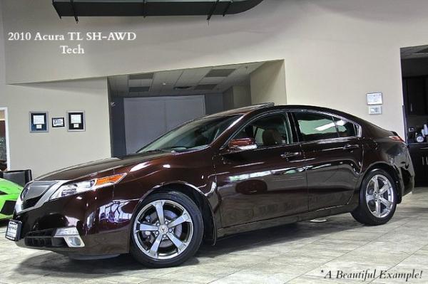 2010 Acura TL SH-AWD Tech