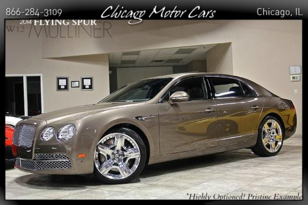 2014 Bentley Flying Spur Mulliner