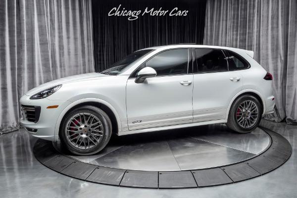 2016 Porsche Cayenne GTS AWD