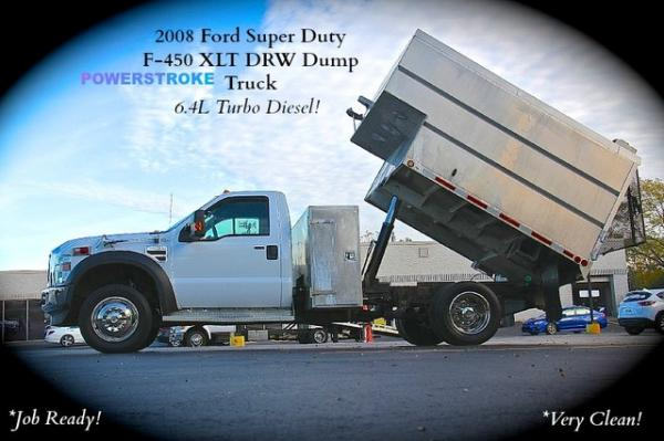 2008 Ford Super Duty F-450 XLT DRW