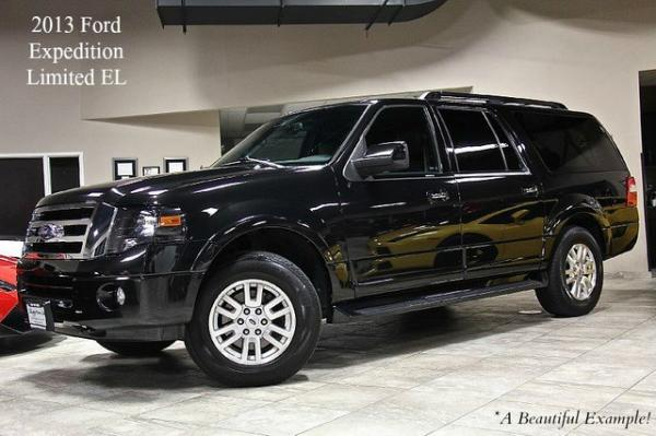 2013 Ford Expedition Limited EL