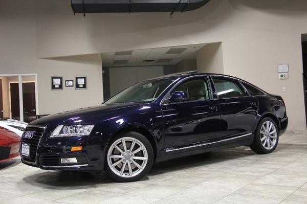 2009 Audi A6 Prestige Quattro