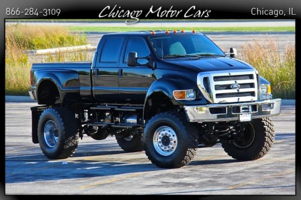 2008 Ford Super Duty F-650 XLT 4WD