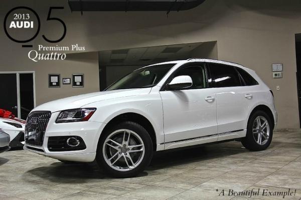 2013 Audi Q5 Premium Plus Quattro