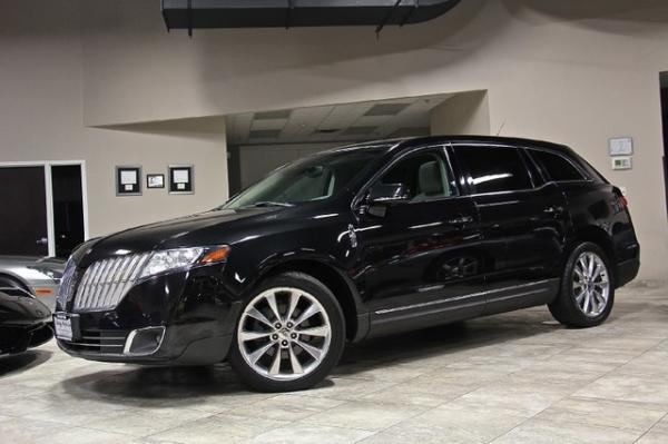 2010 LINCOLN MKT w/EcoBoost AWD