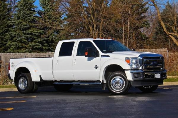 2012 Ford Super Duty F450 DRW Lariat