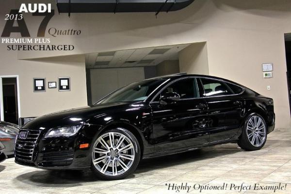 2013 Audi A7 3.0 Premium Plus