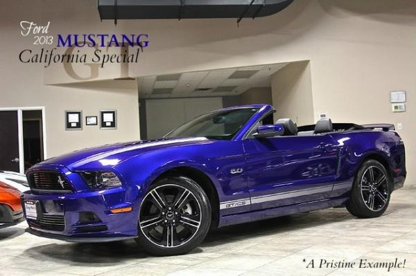2013 Ford Mustang GT Premium California Sp