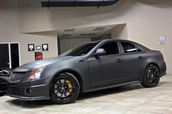 2012 Cadillac CTS-V Lingenfelter LP700 Package