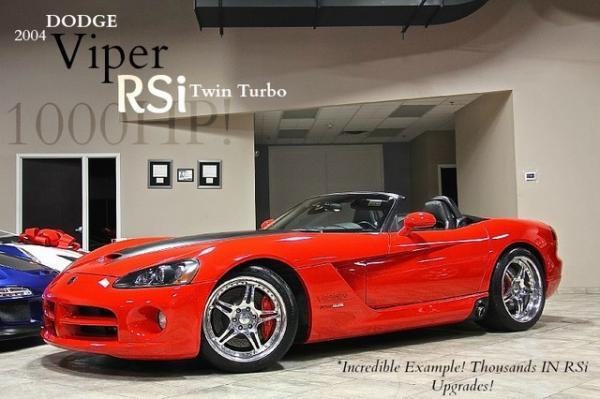 2004 Dodge Viper SRT10 RSI 1000HP TwinTurbo