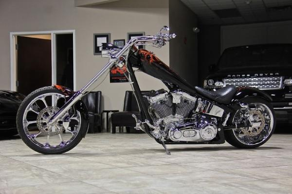 2005 American Ironhorse Chopper