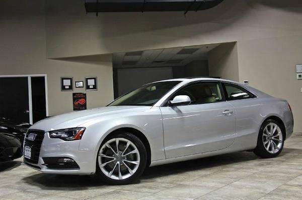 2013 Audi A5 Premium Plus Quattro
