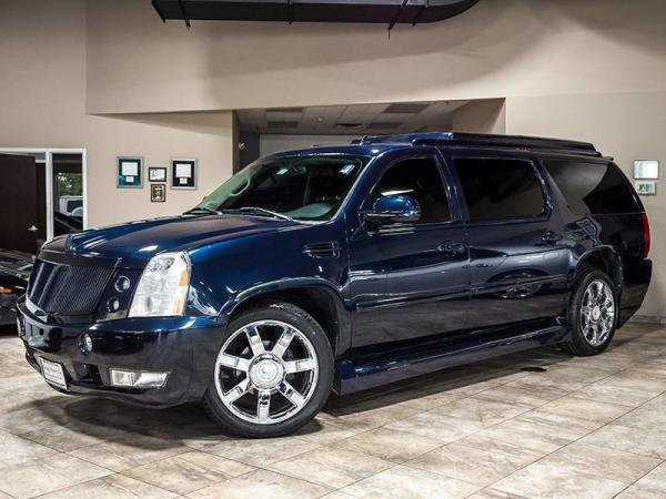 2008 Cadillac Escalade ESV Executive Limo