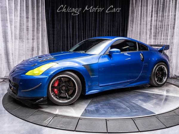 2006 Nissan 350Z Twin-Turbo