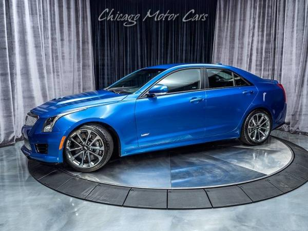 2018 Cadillac ATS-V Sedan *$70K+MSRP!*