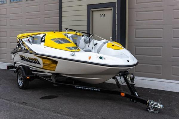 2008 Sea Doo 150 Speedster