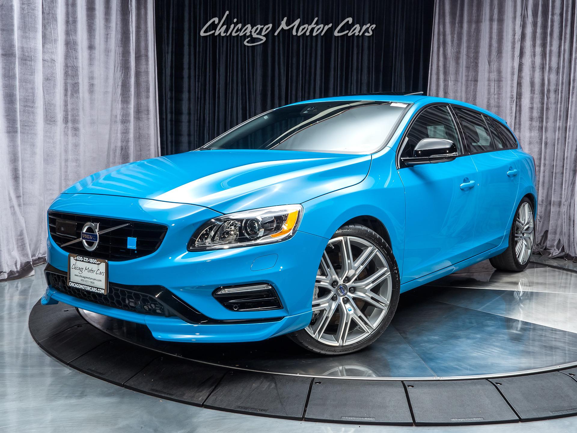 2017 Volvo V60 Polestar Awd Chicago Motor Cars Inc Official Corporate Website For Chicago Motor Cars