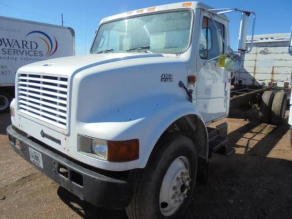 1999 International 4700 Cab & Chassis