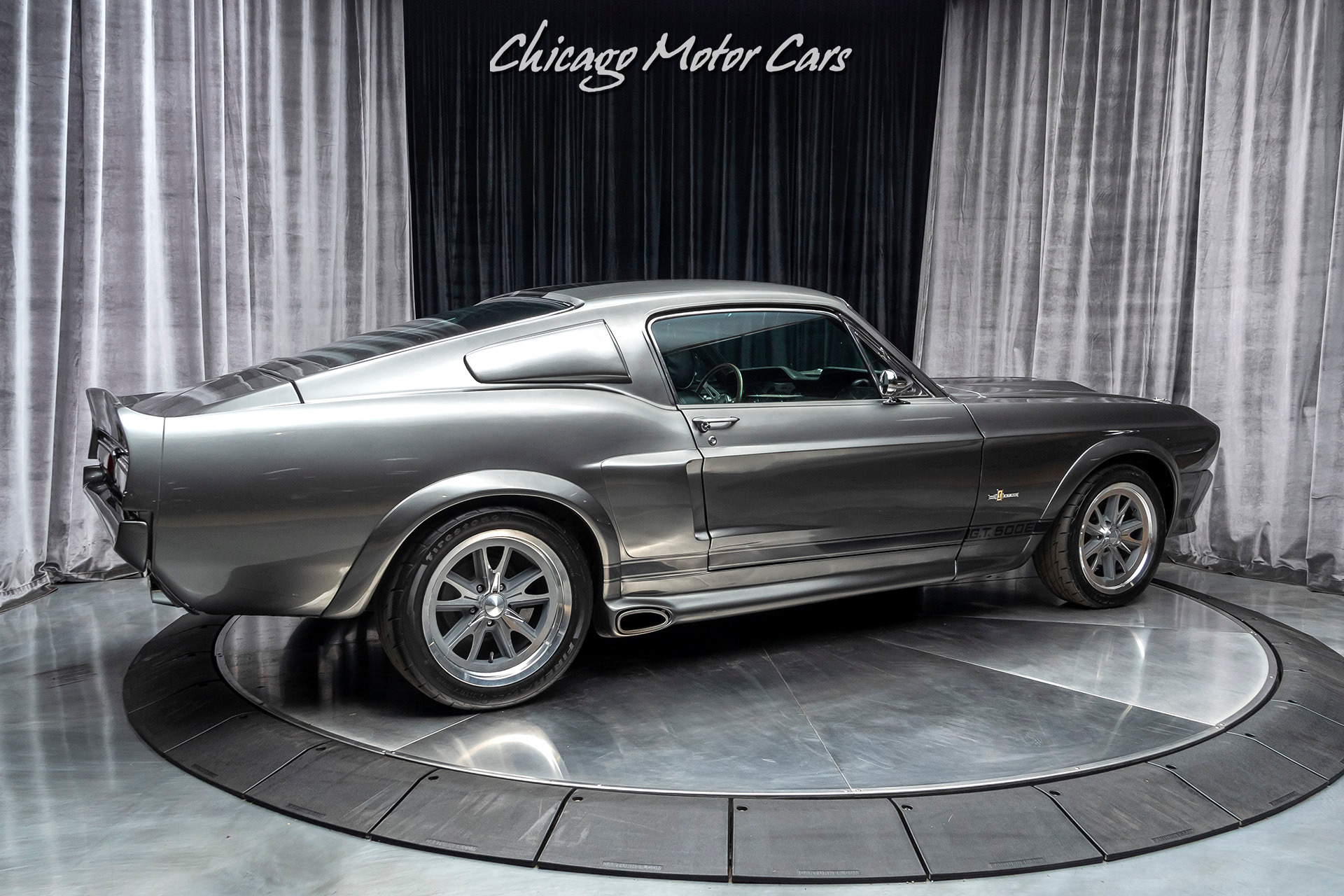 1967 Ford Mustang Custom Fastback Coupe **GT500 Tribute ...