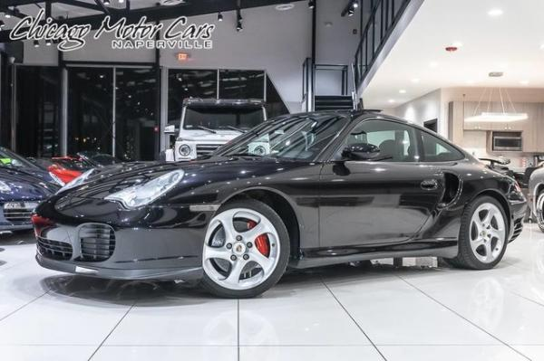 2004 Porsche 911 Turbo X50 Package