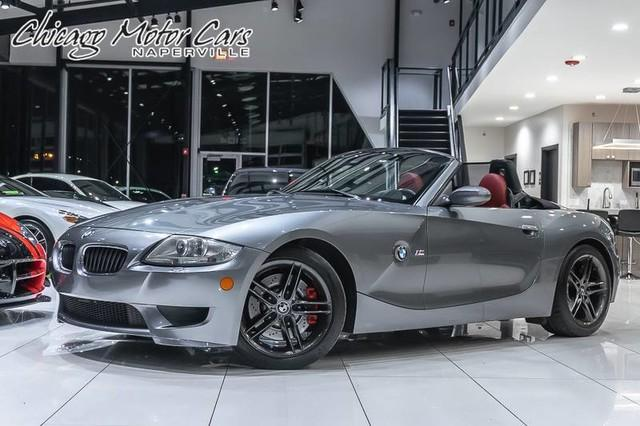 2008 Bmw Z4 M Roadster 6 Speed Chicago Motor Cars Inc Official Corporate Website For Chicago Motor Cars