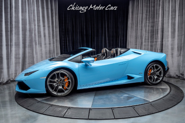 2016 Lamborghini Huracan