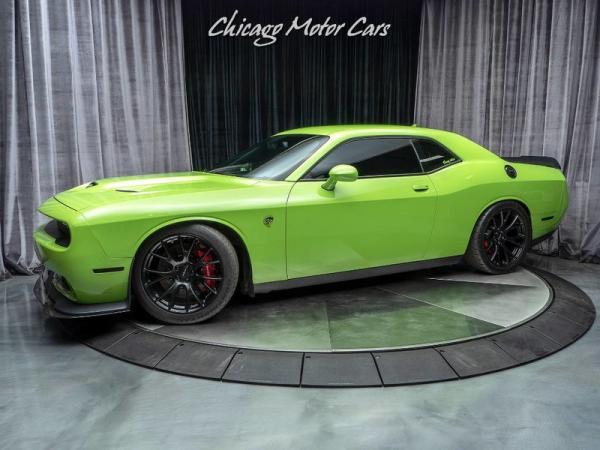 2015 Dodge Challenger 1100+ RWHP