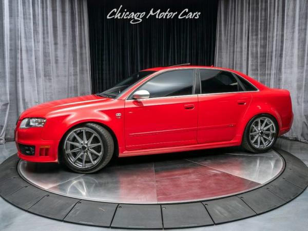 2007 Audi RS 4