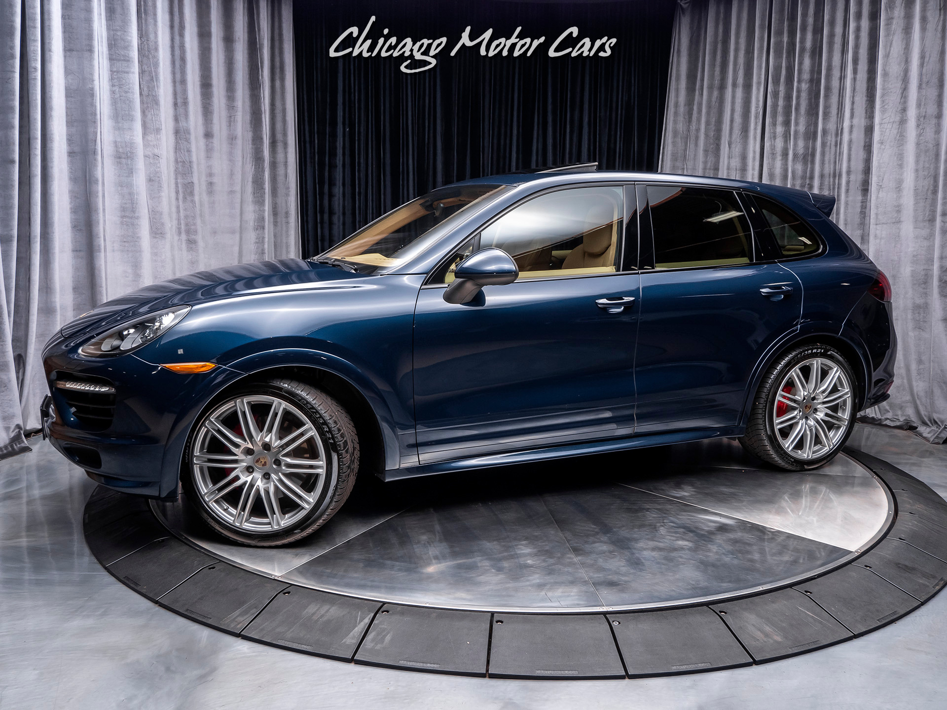 2013 Porsche Cayenne Gts Suv Awd Msrp 99k Chicago Motor Cars Inc Official Corporate Website For Chicago Motor Cars