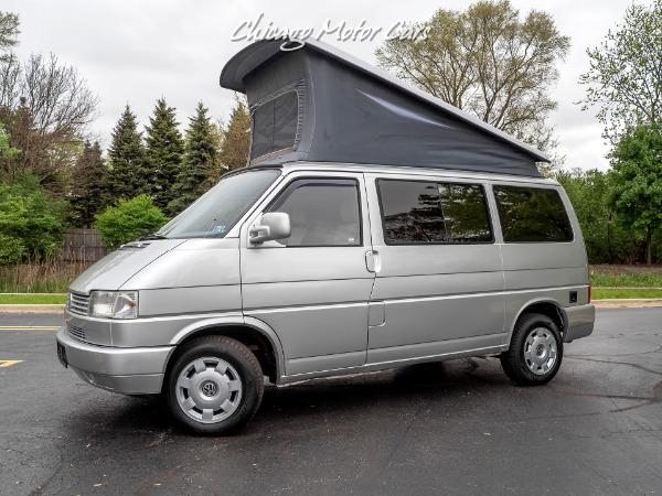 1992 Volkswagen Westfalia Eurovan