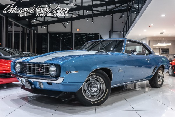 1969 Chevrolet Camaro RS Z/28