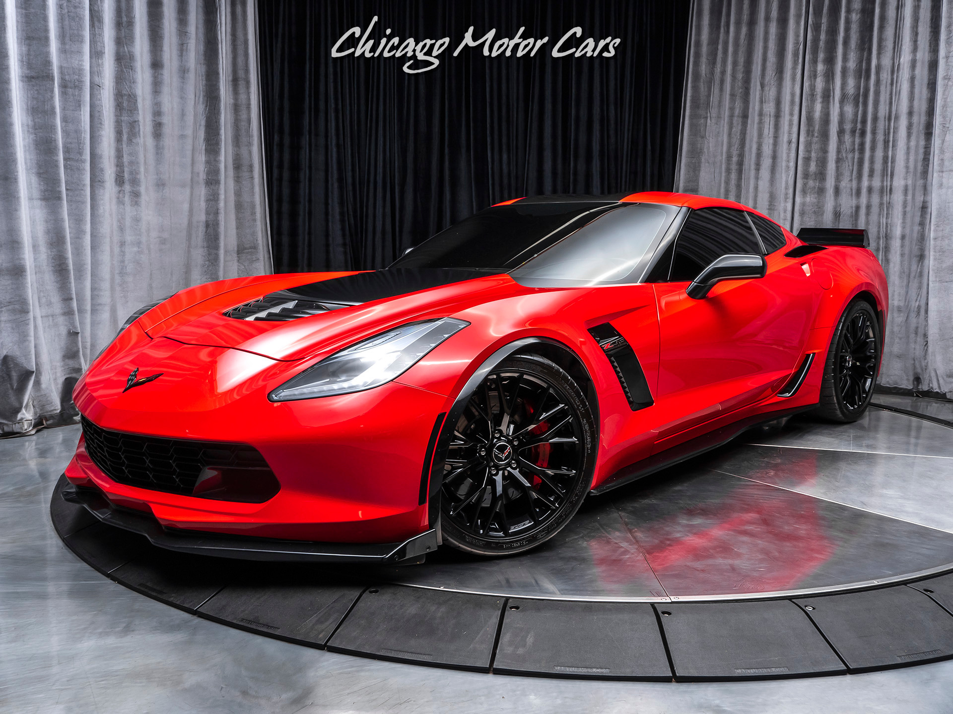 2015 Chevrolet Corvette Z06 3lz Msrp 97 060 Chicago Motor Cars Inc Official Corporate Website For Chicago Motor Cars