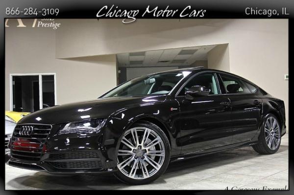 2012 Audi A7 3.0 Prestige Quattro
