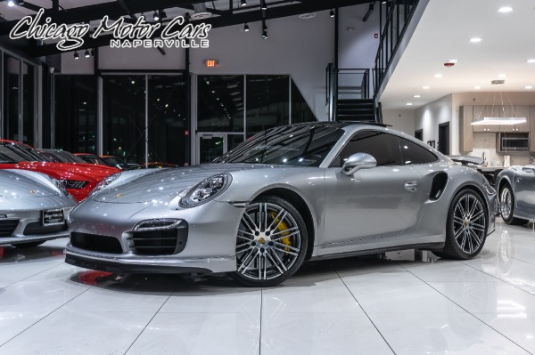 2015 Porsche 911 Turbo S COUPE